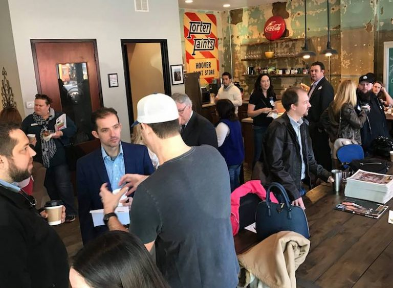 Locally Owned Murfreesboro kicks off 2017 with Mayor Shane McFarland