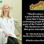 Dr. Elizabeth Jackson