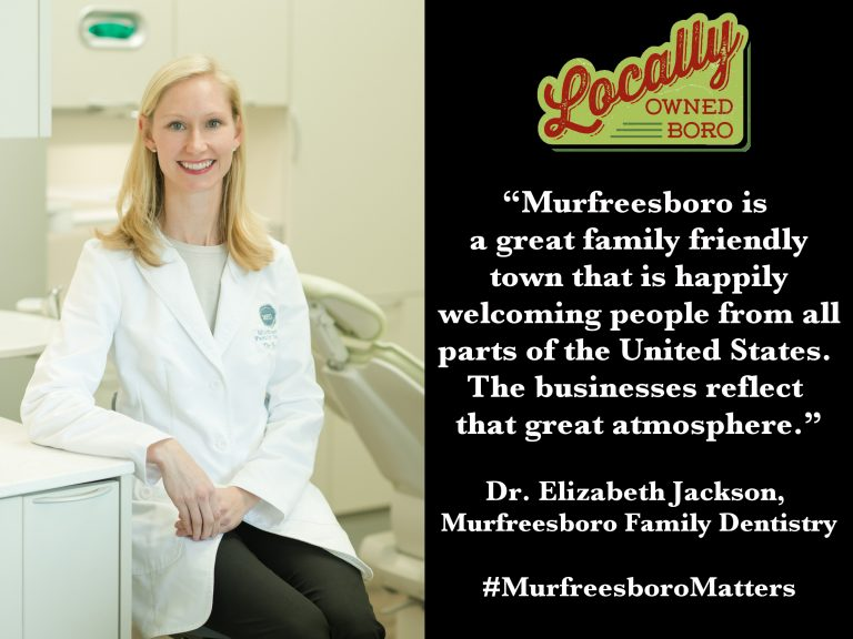 Member Spotlight: Murfreesboro Family Dentistry