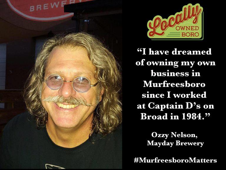 Member Spotlight: Mayday Brewery