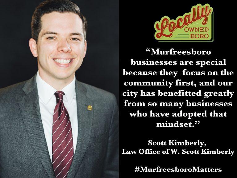 Member Spotlight: Scott Kimberly
