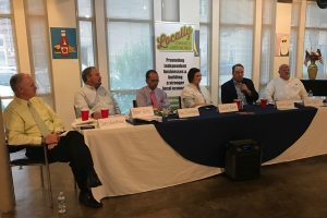 Locally Owned Murfreesboro meets with city officials