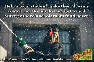 Give the gift of education with scholarship drive