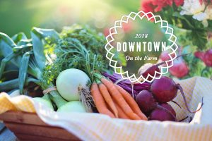 Sponsorship Opportunities for Downtown on the Farm
